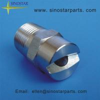stainless steel flat spray nozzles