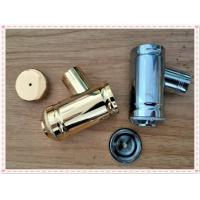 China Mini E Pipe Mechanical Mod E Cig Stainless Steel Tube work For 18350 Battery on sale