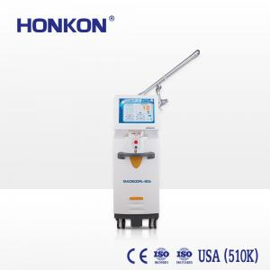 China 30W 10600nm Acne Treatment Vaginal Tighening CO2 Fractional Laser on sale
