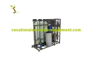 China Educational Fluid Mechanics Lab Equipment / ZM8102 Ion Exchange Device on sale