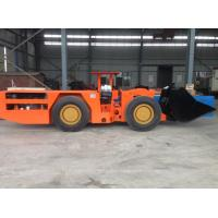 2cbm Capacity, Deutz Engine, Dana Transmission underground Coal Mining wheel scooptram
