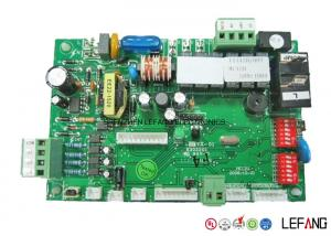 China Double Sided Contract PCB Assembly , PCBA Circuit Board LF - HASL Surface Treatment on sale