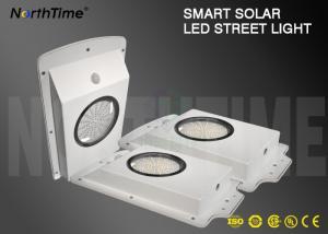 China 600LM 6 Watt Solar Powered Street Light , Integrated LED Road Lamp on sale