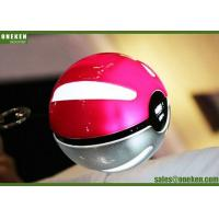 Pokeball  Game Cosplay LED Quick Magic Ball Power Bank for Cellphones 10000mAh