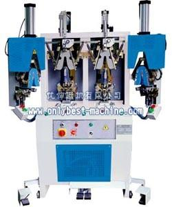 China OB-C920(Plastic Mould)Two cold/ hot Counter Molding Machine/Forming Machine on sale