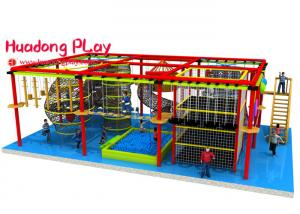 China Professional Indoor Play Equipment , Indoor Play Center Playground Customized Size on sale