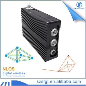China Two way COFDM transceiver radio for mesh network 100MHz - 1000MHz long range on sale