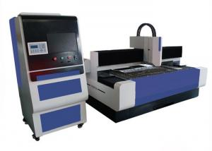 China 1530 Raycus CNC Fiber Laser Cutting Machine For Round Metal Pipe And Sheet Cutting on sale