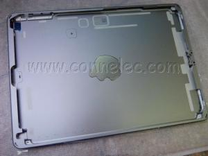 China back cover for Ipad air, wifi or 3G available, repair parts for Ipad air, for Ipad air on sale