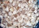 Nutritious Organic Frozen Vegetables Oyster Mushroom Slice  /  Whole