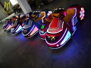 China Hansel colorful children game equipment outdoor game firberglass motor bike on sale