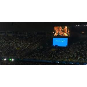 China High Definition Stadium LED Display Digital Led Signage For Competition on sale