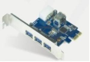 Quality PCI-E USB3.0 4ports USB3.0 PCI Card (MH-PCI-E-898U3-3+1) for sale