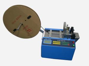 China Programmable Heat Shrink Tubing Cutting Machine , Shrink Tube Cutter Machine on sale