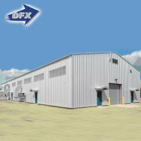 Low Cost Industrial Shed Designs Prefabricated Steel Building