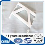 Structural Metal Welding Parts Aluminium Steel Parts Square Tube Laser Cutting Bending
