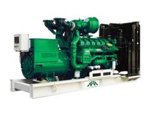 China 4-Stroke 1500KW Perkins Diesel Genset With Automatic Control Panel on sale