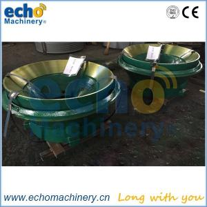 McCloskey C44 cone crusher parts concave and mantle for