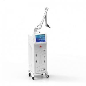 China Professional 40W Metal pipe Fractional Co2 laser skin rejuvenation scar removal machine on sale