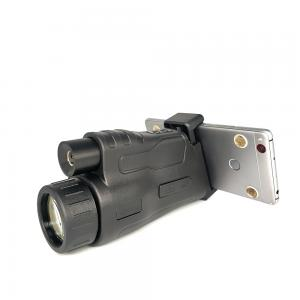 China 5x40 Infrared Night Vision Scope Monocular Digital Scope With Photos Video Playback supplier