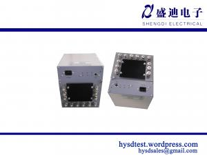 China HS-9503 Three Phase Isolated Current Transformer(For Close Link Meter Test Bench) on sale