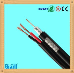 rg59 coaxial cable with 2 power wire for cctv satellite for sale ...