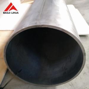 China ASTM B862 Gr1 Gr2 Gr7 Gr9 Gr12 titanium welded tube pipe price on sale