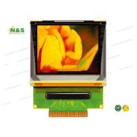 WiseChip 1.45 inch 160×128 PM-OLED 262K CPU/RGB/SPI COF  UG-6028GDEAF01