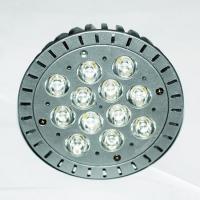 12 Watt ra >90 GU10 / Par38 par led spotlight , LED ceiling light  , PC + Aluminum