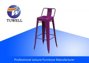 stackable portable backrest metal tolix chairs for sale metal