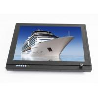 China Anti Glare 1000 Nits High Brightness Monitor IP65 Waterproof 19 Inch For Boat on sale