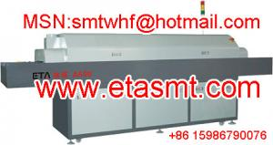China Lead-Free Hot-Air Reflow Oven on sale