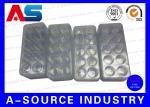 Medical Disposable Vial Plastic Pharmaceutical Blister Packaging For 10 3ml Vials Box