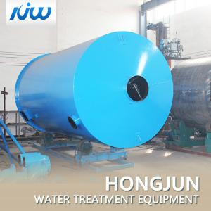 China Pretreatment Multimedia Filters Water Treatment With Top And Bottom Distributor on sale