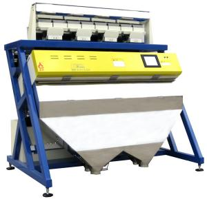 China Jiexun intelligent multifunction plastic CCD color sorter on sale