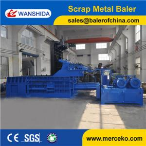 China High strength Heavy Duty Scrap Car Baler tp press scrap hms 1&2 with CE and ISO9001 on sale