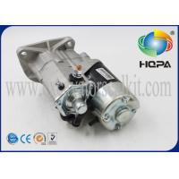 China Engine 6BG1 Hitachi Starter Motor , 24V Starter Motor 1811001892 1811003421 on sale