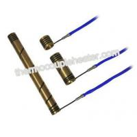 China High efficient hot runner coil heaters pressed in brass band special for PET preform moulds on sale