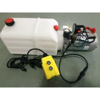 China 12V DC 1.6kw mini Hydraulic Power Packs on sale