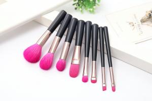 China Matte Handle Washable 8pc Full Face Makeup Brush Set on sale