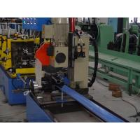 Automatic Tube Mill Equipment , Decorative Pipe Tube Mill 22kw Motor Power