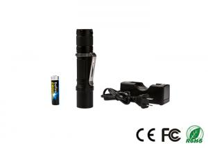 China 520lm High Power Led Torch Light USB Charger Small Led Flashlight on sale