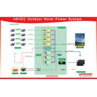 220vac  48vdc 3000w DC Output Power Supply Solar Power System for Telecom Bse Station,Remote Monitoring