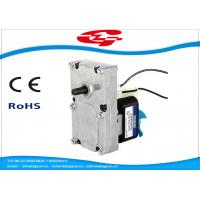 Gear Box Shaded Pole Motor For BBQ Machine , Skimmer , Massager , Pellet stove