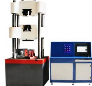 China Electronic Servo Universal Material Tensile Test Equipment on sale