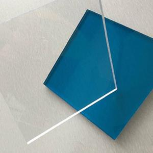 China SGS Eco Friendly A4 PPE Clear Cast Acrylic Sheet wholesale