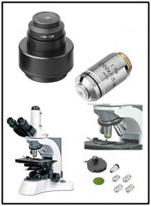 China Trinocular Dark Field Laboratory Biological Microscope NCH-800MDF on sale