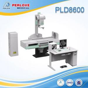 China Fluoroscopy machine X ray unit PLD8600 for bronchography on sale