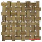 mosaicos de mármore do backsplash - [o oficial recomenda] pedra Ltd. de Yunfu HuanJian do continente de China