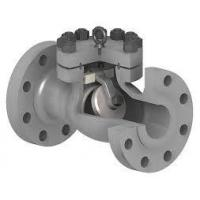 A216 WCB Cast Steel Swing Check Valve Flanged H44W ANSI ASME API600 API 6D JIS
